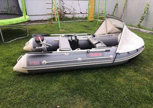 Надувная лодка пвх 320. под мотор