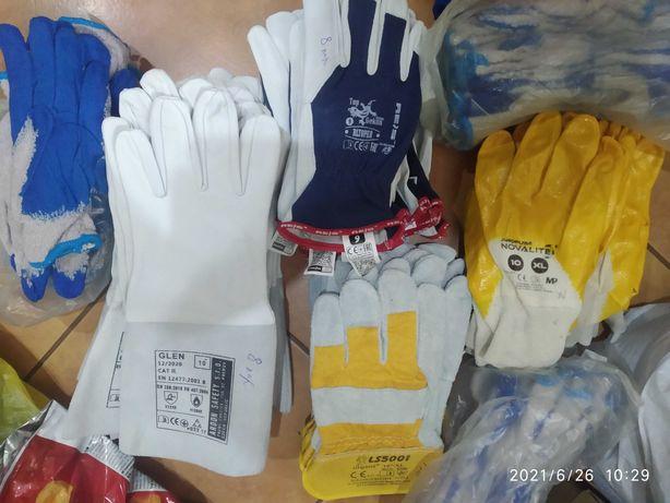 Круги відрізані шліфувальні,рукавиці зварювальні та слюсарсьеі