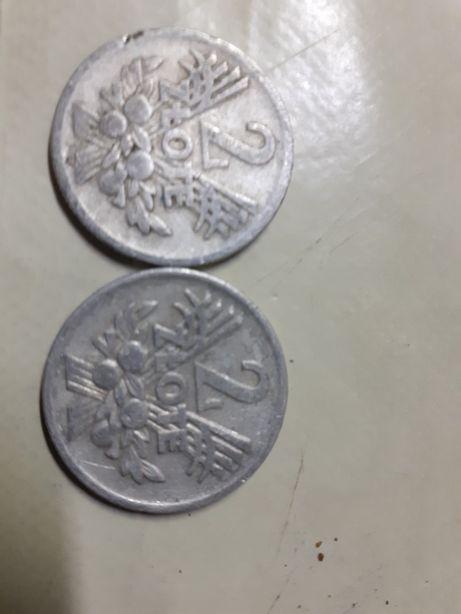 PRL. Polskie monety obiegowe