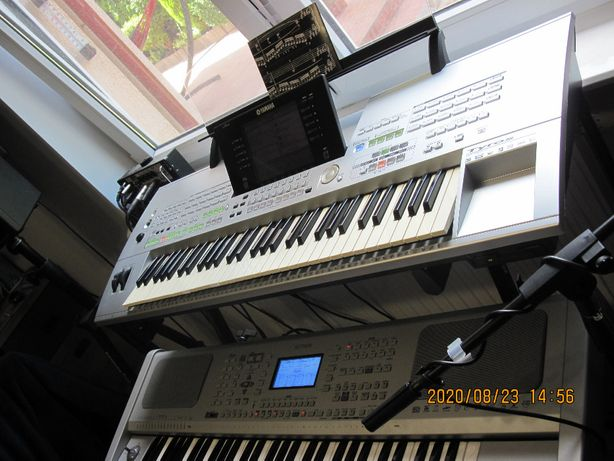 Yamaha Tyros 1 - super keyboard