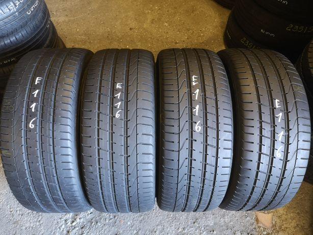Opony letnie 255/40/21 Pirelli 4szt 5,2mm