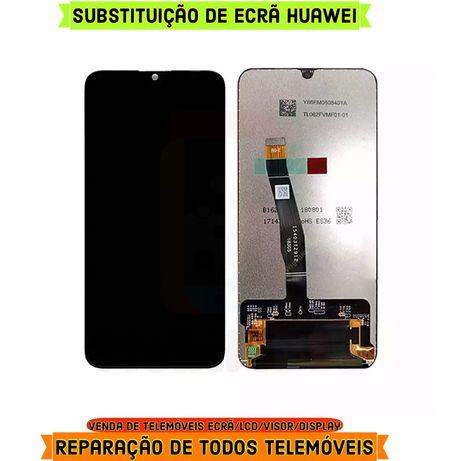 Substituição de Ecrã e Venda Huawei