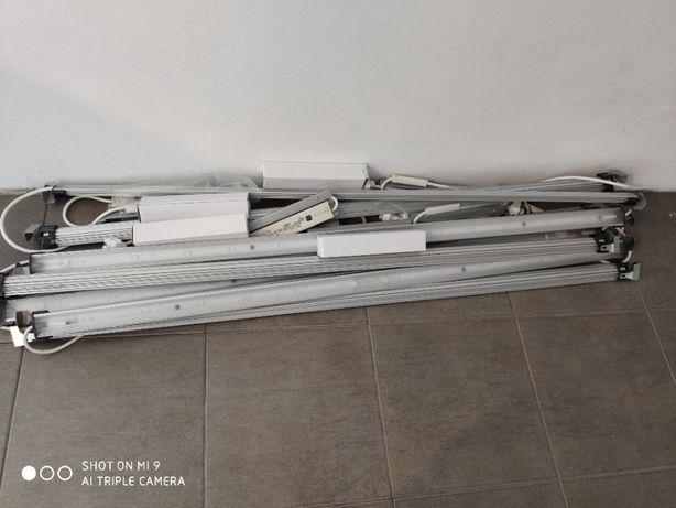 Lampy garażowe Lumenal Velorum LED mocne