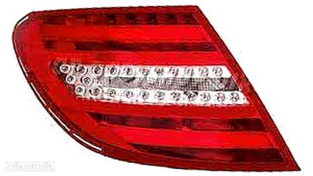 Farolim Esquerdo Led Mercedes W204 C Class Sedan 4P 10-14