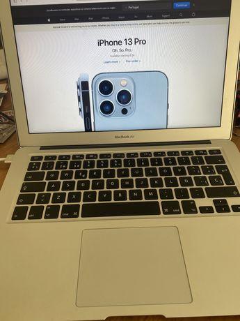 MacBook Air , 13, 1.8 Ghz, intel core I5