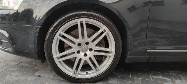 Felgi aluminiowe Audi wzór RS4 19' z oponami Hankook Ventus S1 Evo2