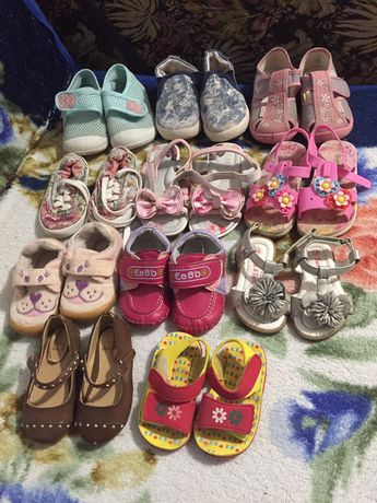 Обувь для девочки. Цена за всё!
