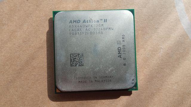 Процессор Phenom II X4 B40, 3000 MHz (Athlon x3 440/UNLOCK), sAM3