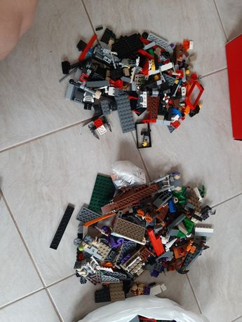 Klocki lego ninjago 4 zestawy