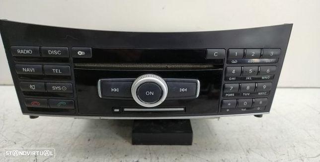 Auto Radio Cd Mercedes-Benz E-Class Coupé (C207)
