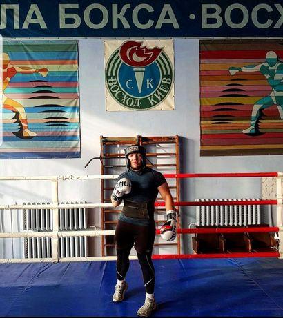 Тренер по боксу.Индивидуальные тренировки для детей
