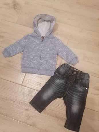 Bluza+spodnie