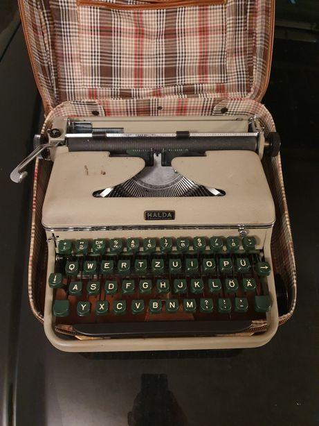 Maszyna do pisania HALDA
