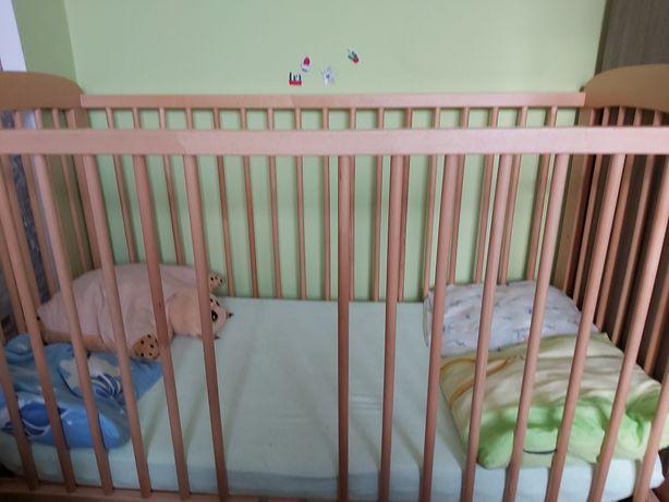 Łóżeczko niemowlece