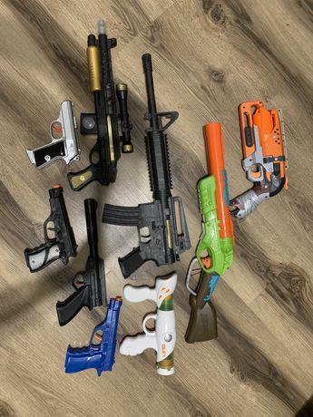Набор пистолети nerf