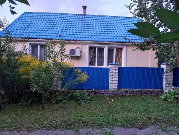 Дом в Ржищеве, Киевская обл. 80 км. от Киева