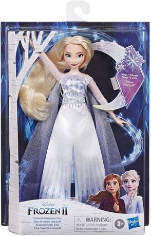 Кукла Эльза поющая Холодное сердце 2 Музыкальное приключение Frozen 2
