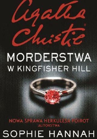 Morderstwa w Kingfisher Hill Agatha Christie Sophie Hannah
