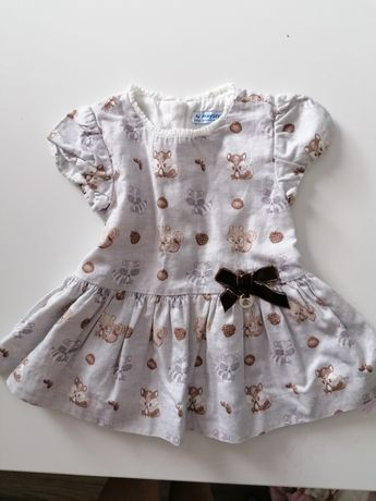 Sukienka mayoral 68cm