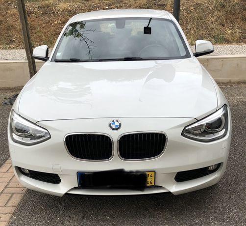 BMW 118d - 2014/6