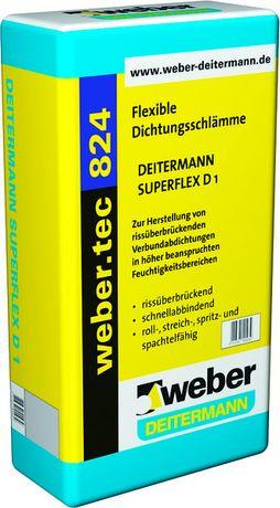 weber.tec 824 Superflex D1 20кг