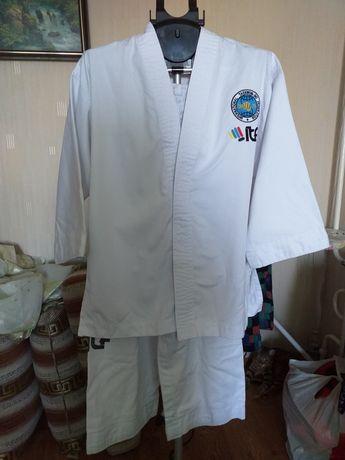 Продам костюм для тхеквандо (тайквандо)
