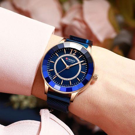 Стильные женские наручные часы CURREN 9066