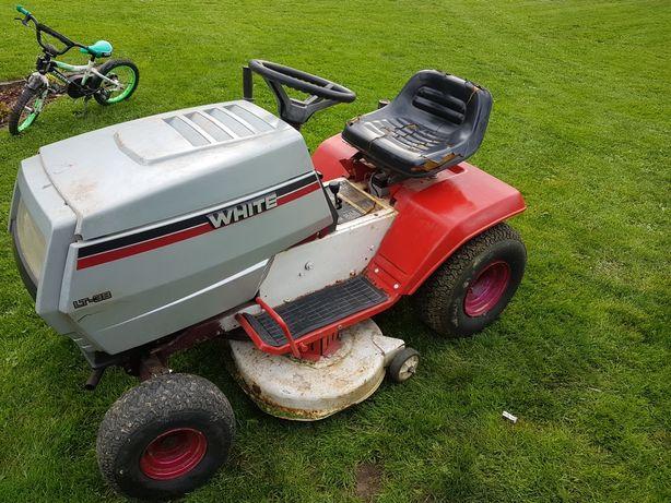 traktorek kosiarka White LT-38