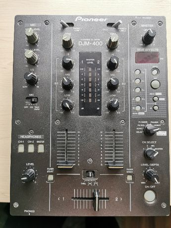 Mikser DJM 400 Pionier