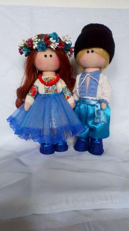 Сувенирные Куколки Украинцы