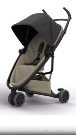 Spacerówka wózek quinny zapp flex