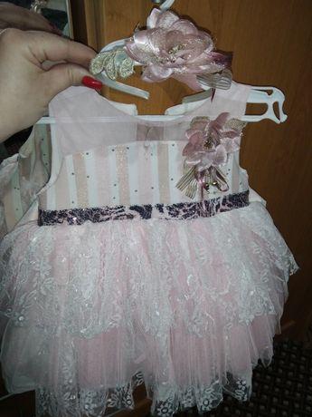 Дитяча сукня на дівчинку