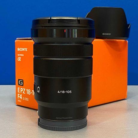 Sony E 18-105mm f/4 G PZ OSS