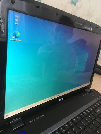 Laptop 2x2.1 8 gb ram ssd 120 ekran 15.6
