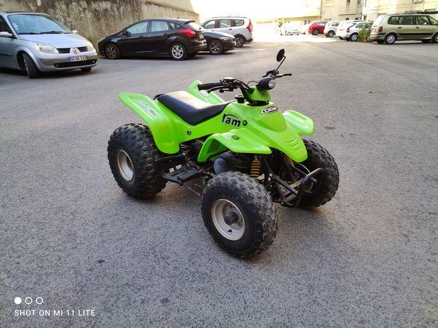 moto 4 90cc 2t ( Não é chinesa)