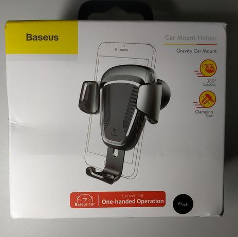 Baseus Gravity автомобильный держатель для телефона