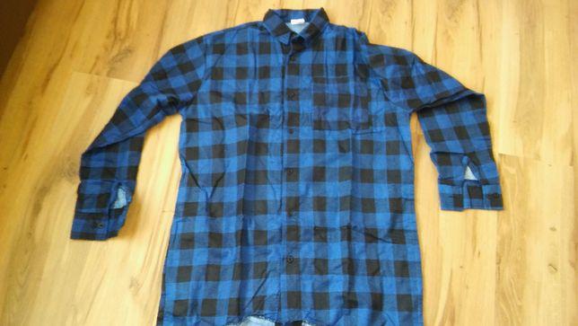 koszula flanelowa bawełniana Górnicza