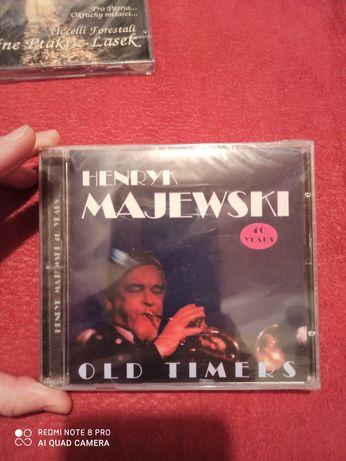 Henryk Majewski old timers CD nowa