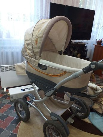 Дитяча коляска 2 в одному
