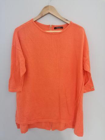 Sweterek Mohito pomarańczowy