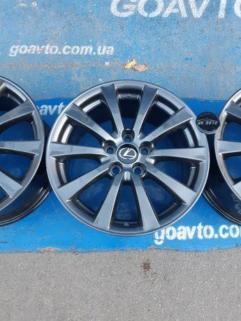 GOAUTO комплект дисков Toyota Lexus 5/114.3 r17 et45 8j dia60.1 в идеа