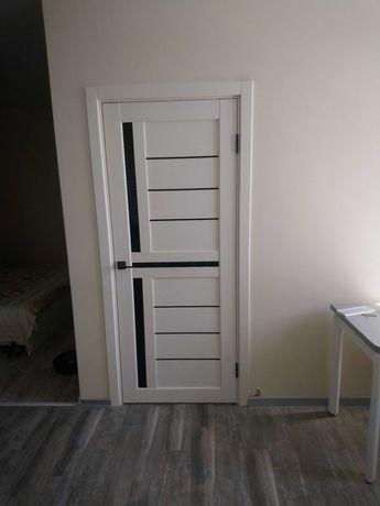 двери установка межкомнатные ,встроенные и входные