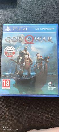 God of war ps4 PlayStation 4 PL