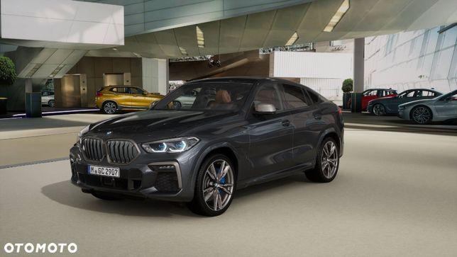 BMW X6 M M50i xDrive 530 KM Model M Sport