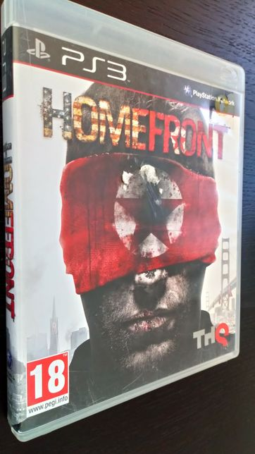Gra PS3 Homefront PlayStation 3 gry