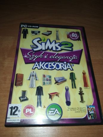 The Sims 2 Szyk i elegancja