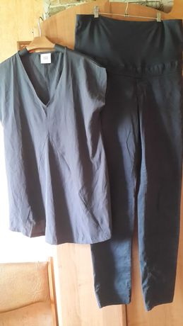 Одежда для беременных H&M (блуза и штаны)