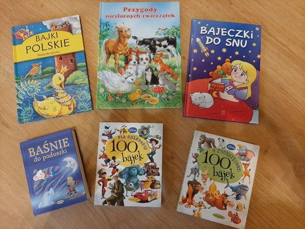 Książeczki - bajki dla dzieci