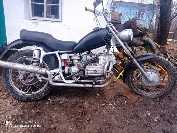 МТ 11 1036 мотоцикл