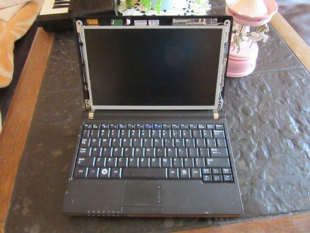 Notebook Samsung np- nc10 na części